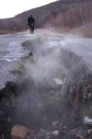 Essas crateras não são exclusividades de Silent Hill