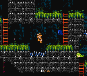 Super Pitfall remaster