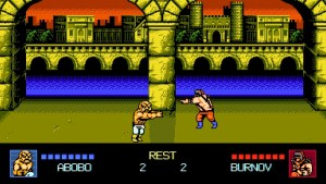 Double Dragon IV - gráficos