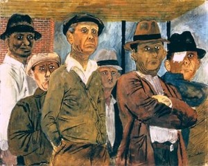ben_shahn_unemployment1938