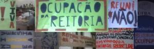 Ocupação Reitoria da UFBA