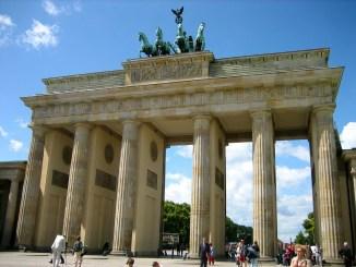 Portão de Brandemburgo berlim