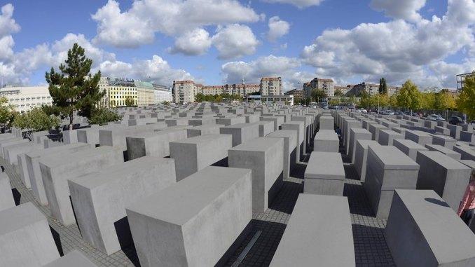 museu do holocausto em berlim