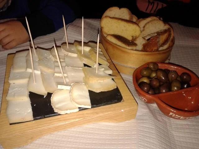 Solar dos Pachecos queijo
