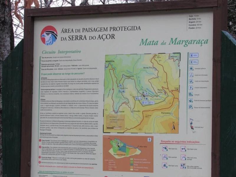 Área de Paisagem Protegida da Serra do Açor.