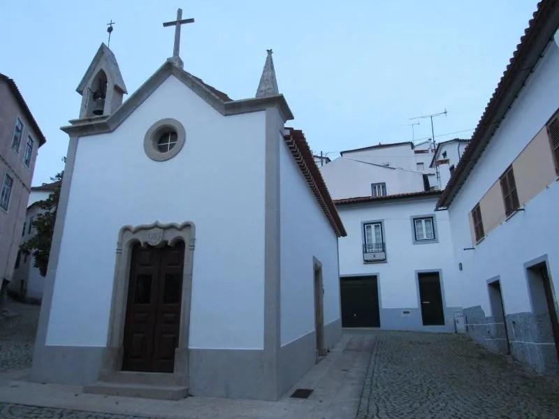Capela de Nossa Senhora da Assunção em Benfeita
