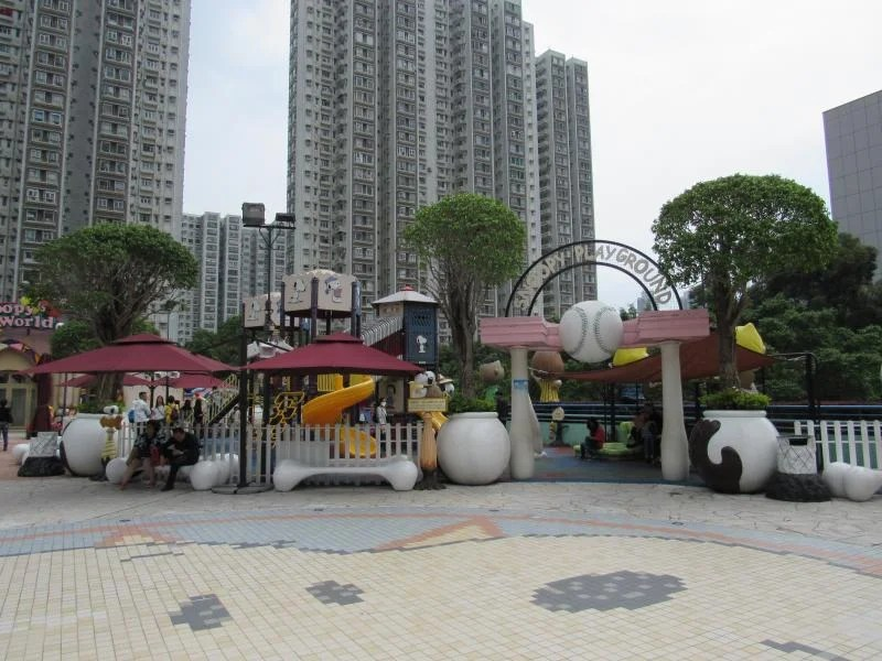 snoppy's-world-hong-kong