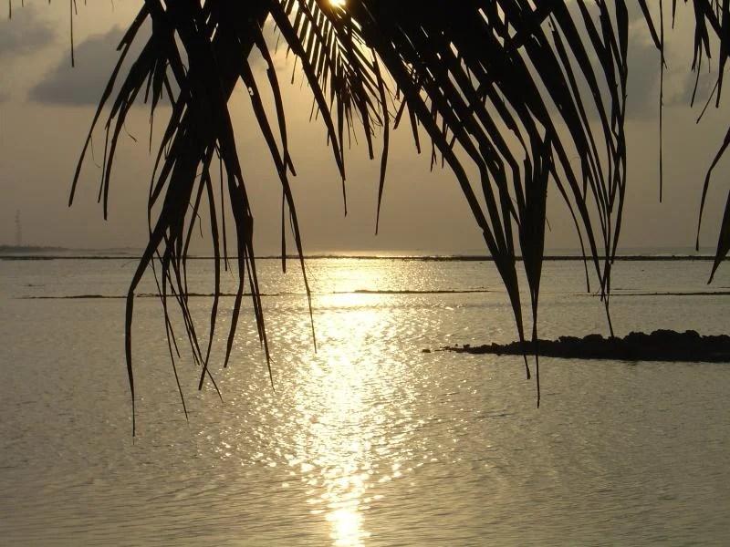 por-do-sol-maldivas