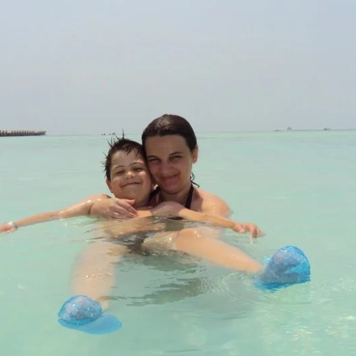 Viajar com crianças para as Maldivas