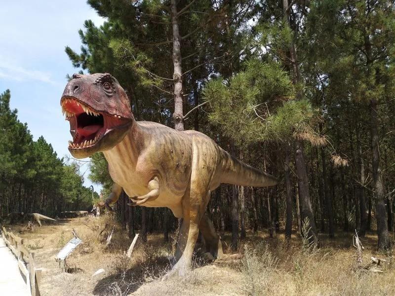 Visitar Dino Park