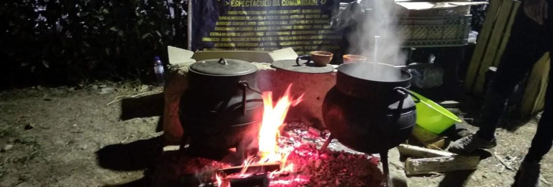 Festa do Caldo em Quintandona