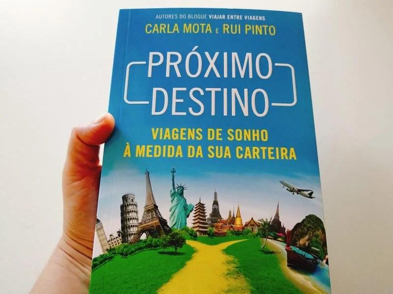 livro próximo destino