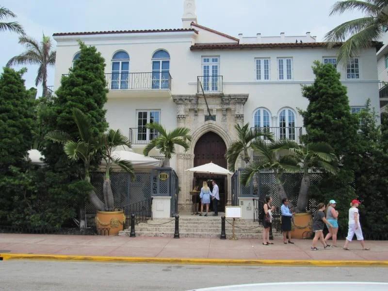 Casa Versace em Miami Beach