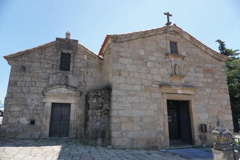 Igreja de Santiago, em Belmonte