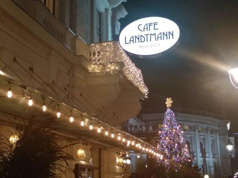 Café Landtmann Viena