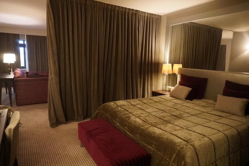 Quartos do Resort O Alambique de Ouro