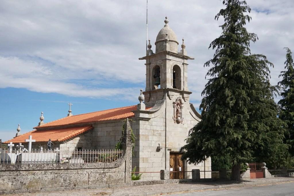 Igreja Matriz de Vilar de Perdizes.