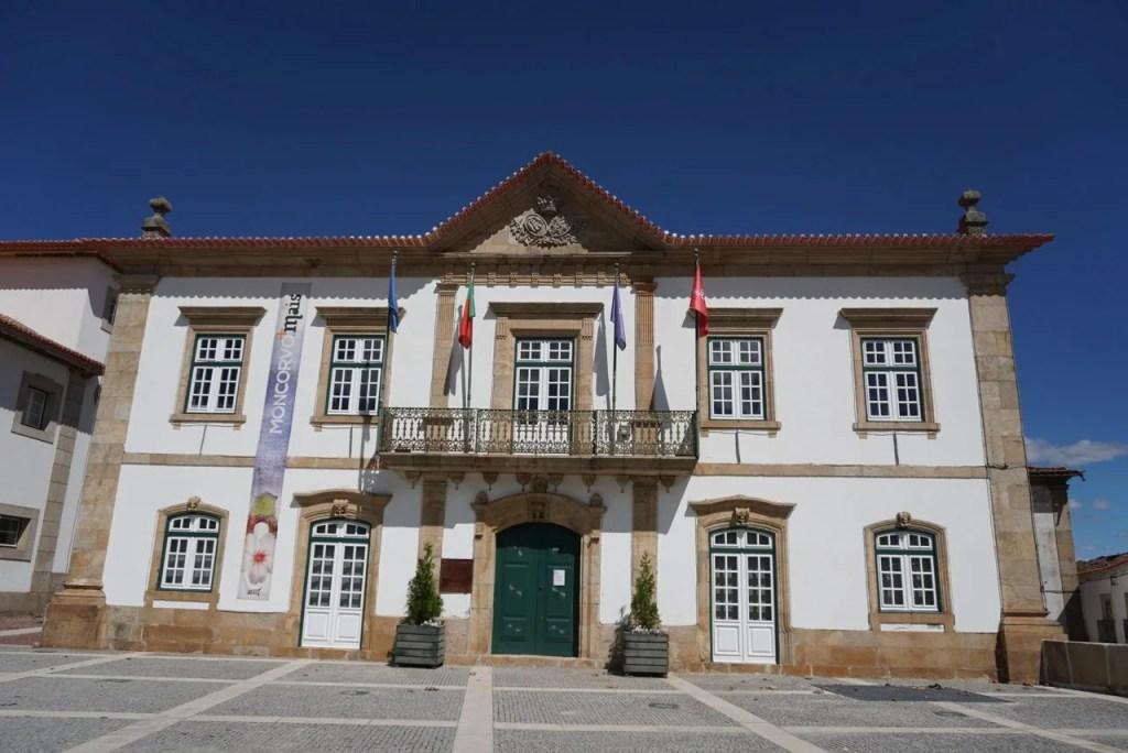 Câmara Municipal de Moncorvo.