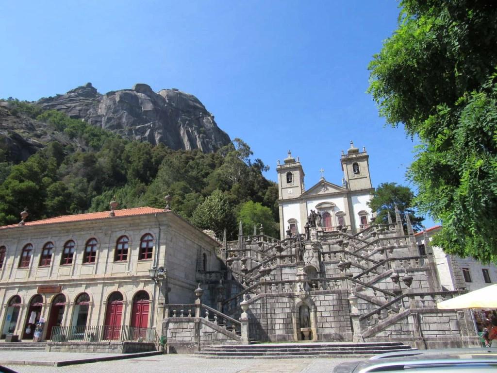 Santuário de Nossa Senhora da Peneda.