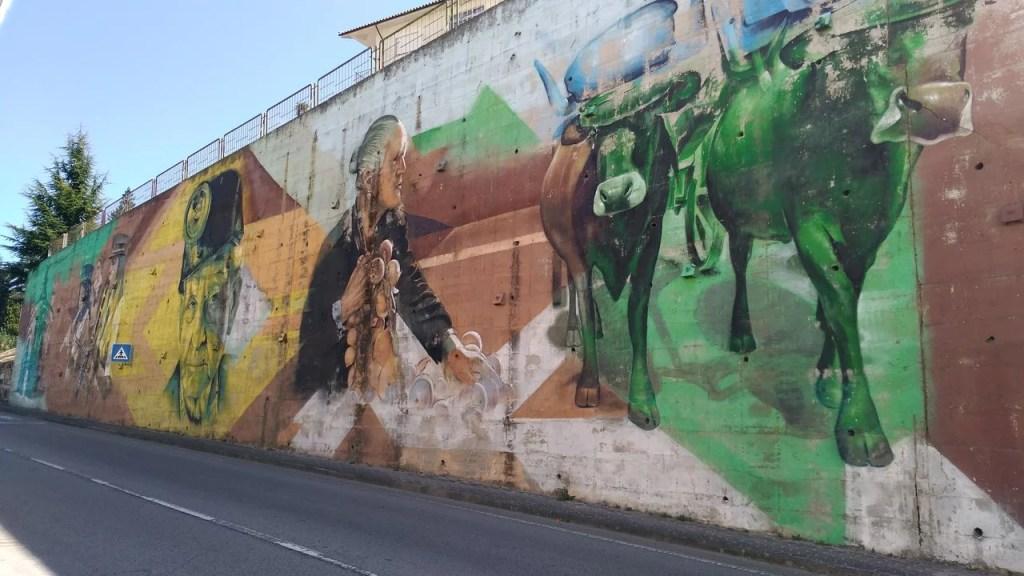 Street Art na Vila