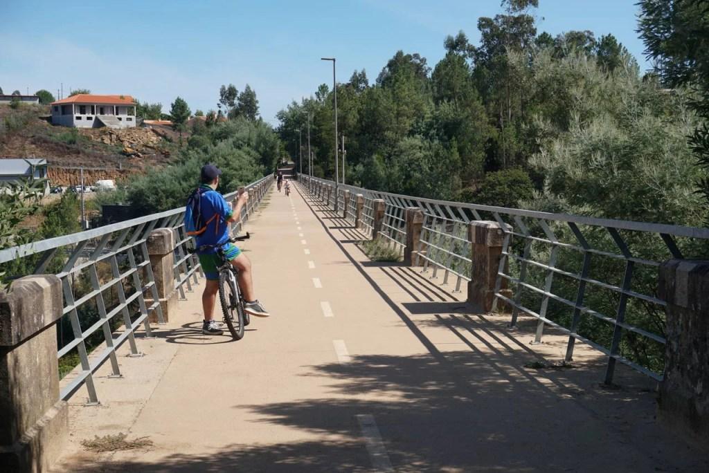 Ponte de Matamá, Linha do Tâmega.