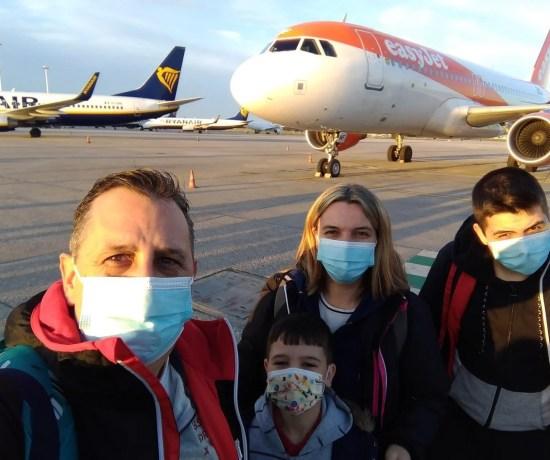 Viajar para Madeira durante pandemia.