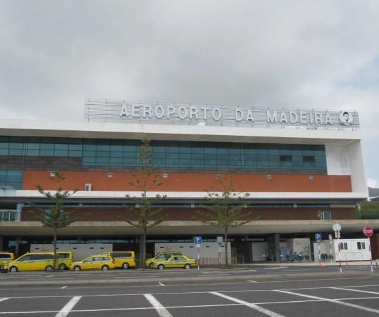 Aeroporto da Madeira.