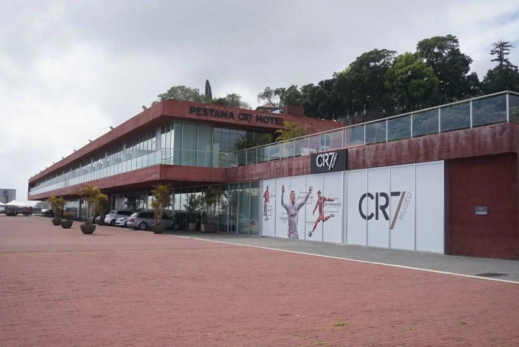 Museu CR7 Funchal Madeira.
