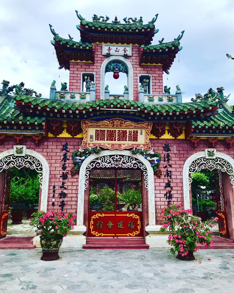 Hoi An casa cinese