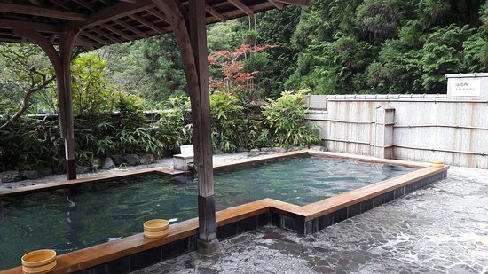Onsen: istruzioni per l'uso