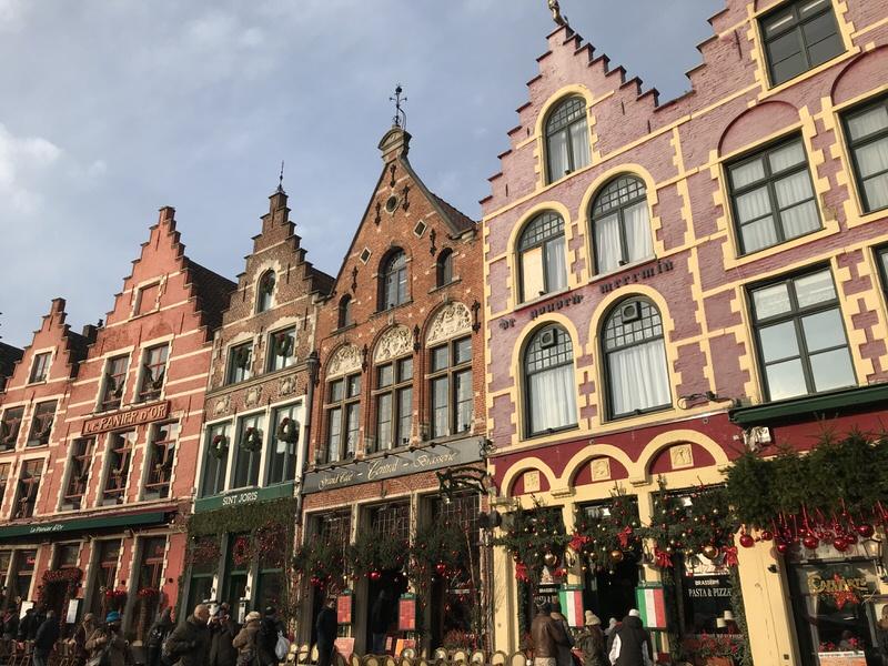 quattro giorni in Belgio