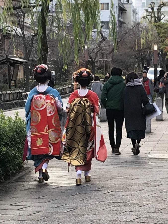 Kyoto in Inverno