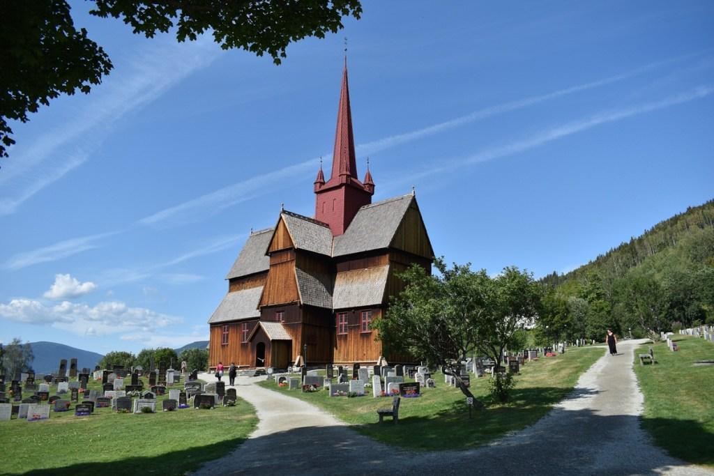 Stavkirke di Ringebu