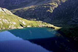 Diagonales en el lago - diagonales dans le lac