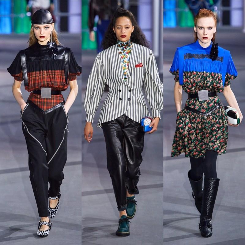 Looks Louis Vuitton Outono 2019