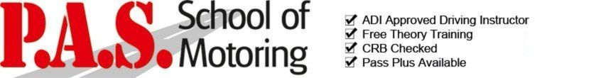P.A.S. School of Motoring