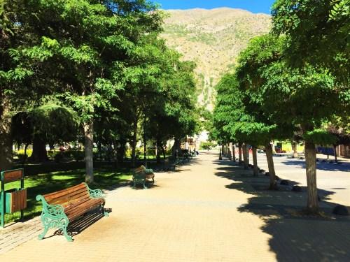Praça - San Jose Del Maipo