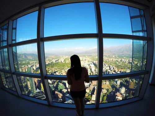 Sky Costanera 61º andar
