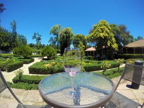 Jardim - Vinicola Santa Rita