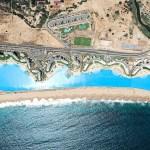 A maior piscina do mundo – San Alfonso Del Mar