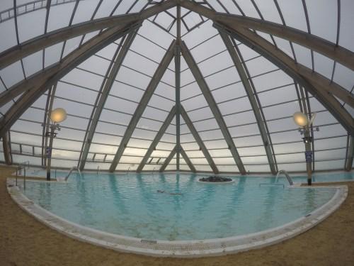 SPA Piramide - Piscina Interna