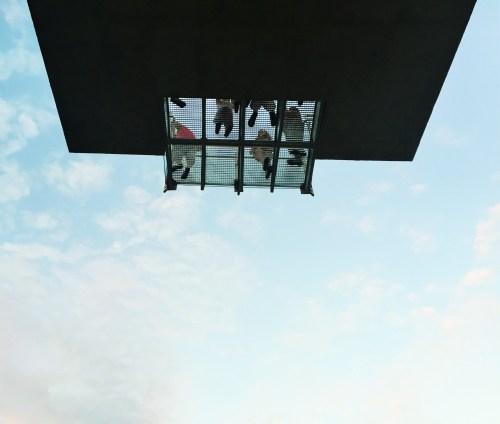Chão Vazado - Mirante