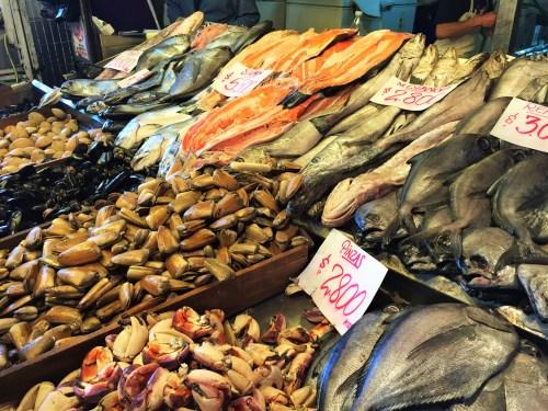 Mercado Central - Feira de Peixes e Frutos do Mar