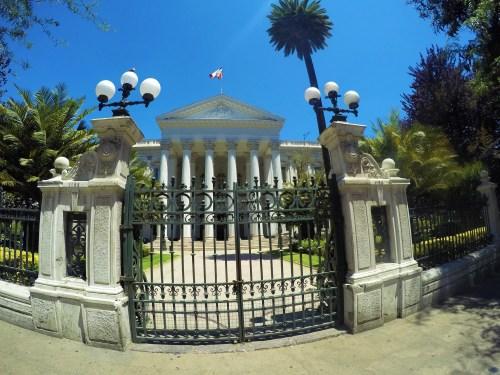 Palácio del Congreso Nacional de Chile