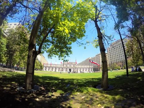 Plaza de Lá Constituicion