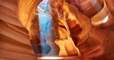 Conhecendo o Antelope Canyon no Arizona