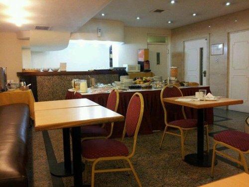 Salão do café da manha - Concorde Hotel