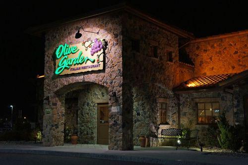Onde comer bem em sua viagem - Olive Garden