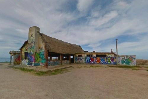 Punta Del Diabo