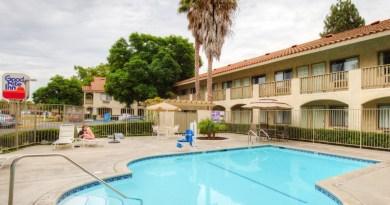 Good Night Inn Camarillo na Califórnia